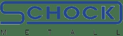 logo schock metall